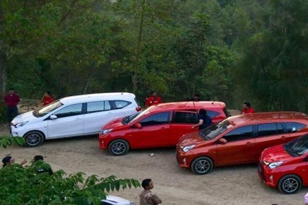 Toyota Calya - Antara