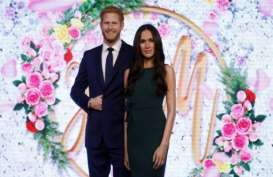 Madame Tussauds Pindahkan Patung Lilin Pangeran Harry dan Meghan Markle
