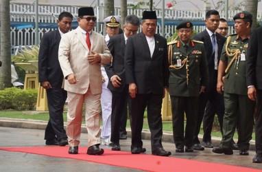 Prabowo Akan Dirikan Pangkalan Militer di Natuna