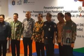 Perusahaan Joint Venture MRT-KAI Bakal Kelola KA Bandara…
