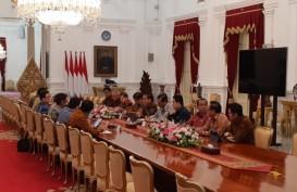 Jokowi Tawarkan Investasi di Ibu Kota Baru ke Softbank