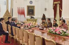Bertemu Menlu Jepang, Presiden Jokowi Ajak Jepang Investasi di Natuna