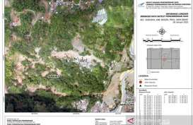 Lapan Rilis Data Satelit Banjir Jakarta dan Longsor Sukajaya