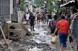 Perbaikan Tanggul Jebol Penyebab Banjir di 44 Titik Sudah Selesai