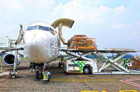 Ekspedisi via Udara di Jateng Turun 50 Persen