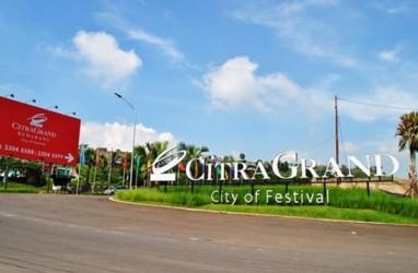 CTRA Kantongi Marketing Sales Rp6,1 Triliun Selama 2019