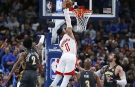 Hasil Pertandingan Basket NBA Jumat, 10 Januari 2020