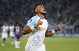 Hasil Liga Prancis : Taklukkan Rennais, Marseille Dekati PSG