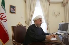 Rudal Iran Tembak Pesawat Ukraina : Ini Permintaan Maaf Presiden Rouhani
