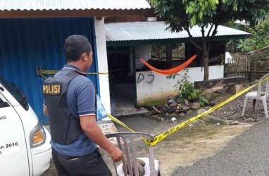 Bom Tas Meledak di Bengkulu, Ini Penjelasan Polda Bengkulu
