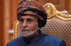 Penguasa Oman, SultanQaboos bin Said Al Said Meninggal Dunia