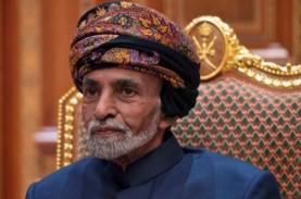 Penguasa Oman, SultanQaboos bin Said Al Said Meninggal…