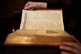Buku Asli Kumpulan Karya Shakespeare Dilelang di New…
