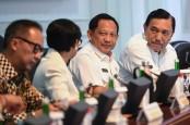 Presiden Jokowi Teken Perpres Perkuat Kelembagaan Menko Marves