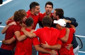 Serbia ke Final Tenis ATP Cup Setelah Gasak Rusia