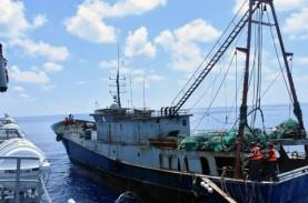 Jepang Hibahkan Kapal Pengawas di Natuna