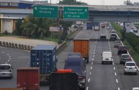Tol Jakarta-Tangerang Ditutup Sementara untuk Bangun JPO