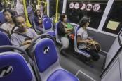Transjakarta Wajibkan Pelanggan Tap In-Tap Out di Semua Bus GR dan Rute Wisata Mulai 1 Februari