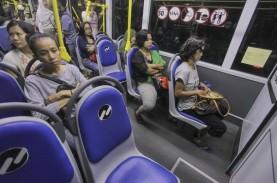 Transjakarta Wajibkan Pelanggan Tap In-Tap Out di…