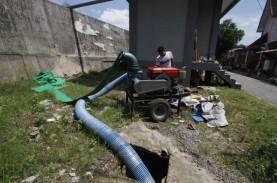 Pengendalian Banjir Semarang, 5 Pompa Pengganti Bisa…