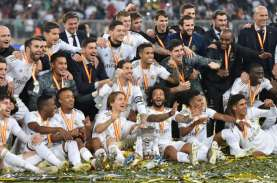 Real Madrid Menang Adu Penalti vs Atletico, Raih Piala…
