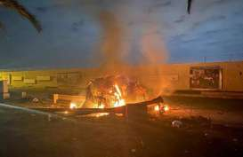 Sejumlah Roket Kembali Hantam Pangkalan Udara Irak