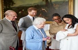 Ratu Elizabeth dan Keluarga Kerajaan Inggris Bahas Masa Depan Pangeran Harry dan Meghan Markle