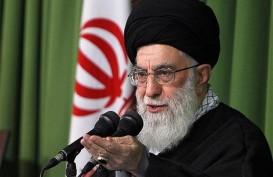 Pesawat Ukraina Tertembak Jatuh, Ayatollah Ali Khameini Dituntut Mundur