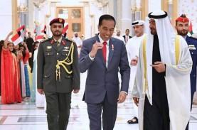 Presiden Jokowi Bertemu Putra Mahkota Abu Dhabi, 16…