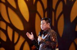 Ignasius Jonan Santer Dikabarkan Dirut Garuda Indonesia