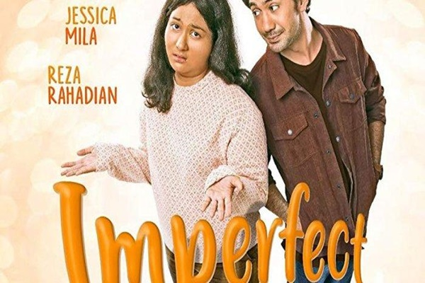 Ilustrasi film Imperfect -
