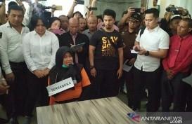 Istri Sekaligus Otak Pembunuhan Hakim PN Medan Jalani Rekonstruksi