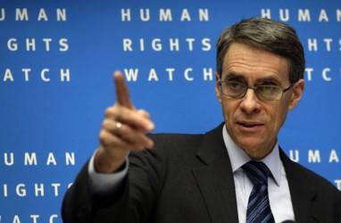 Pimpinan Human Rights Watch Dilarang Masuk Hong Kong