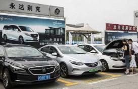 Kinerja Industri Otomotif Resahkan Pasar China