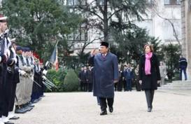 Prabowo Berkunjung ke Paris, Jalin Kerja Sama Alutsista dengan Prancis