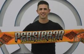 Bruno Dybal, dari Timnas Brasil U-20 ke Persiraja Banda Aceh