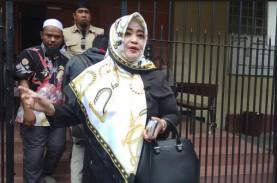 Demo soal Banjir Jakarta, Fahira Idris dan Bang Japar…