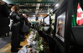 """Rudal Hantam Pesawat Ukraina, Lima Negara Bahas """"Hukuman"""" untuk Iran"""