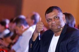 Setelah Facebook, Bos AirAsia Tony Fernandes Tutup…