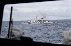 Mahfud MD : Kapal China Sudah di Luar ZEE Indonesia
