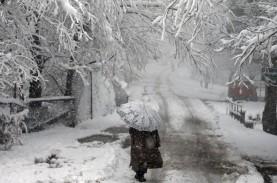 Longsoran Salju Tewaskan 77 Orang di Wilayah Kashmir