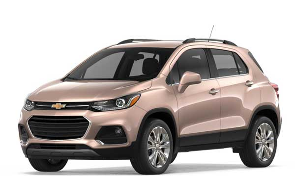 Chevrolet Trax. - Chevrolet