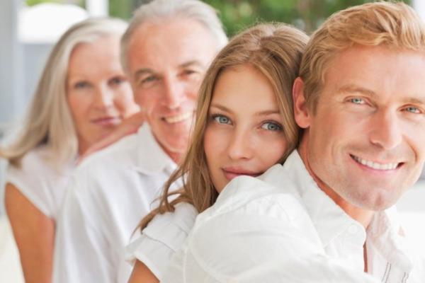 Menantu dan mertua - ilustrasi