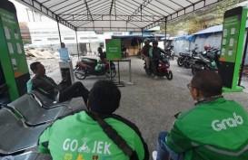 2.040 Aparat Amankan Demo Pengemudi Ojek Online di Istana