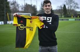 Watford Datangkan Pemain Sayap Ignacio Pussetto dari Udinese