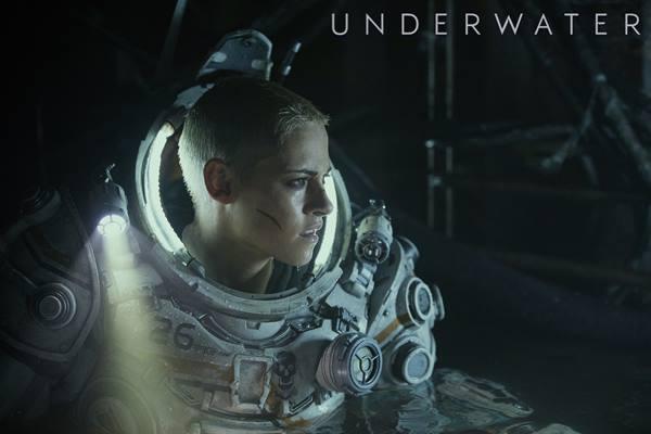 Kristen Stewart di Film Underwater - Dok. 20th Century Fox