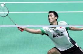 Hasil Indonesia Masters, Shesar Hiren Melaju ke Babak Kedua