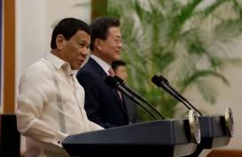 Duterte Kirim Dua Kapal AL Filipina ke Timur Tengah