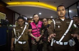 Kejagung Geledah Kediaman Eks-Dirut Jiwasraya Hendrisman Rahim