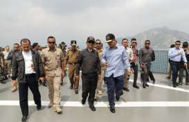 Menteri Edhy Janji Sediakan Kapal Kayu untuk Nelayan di Natuna